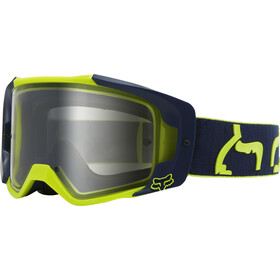 Fox Vue Dusc Goggles, blue/yellow